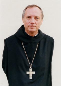 Notker Wolf - Abt der Benediktiner